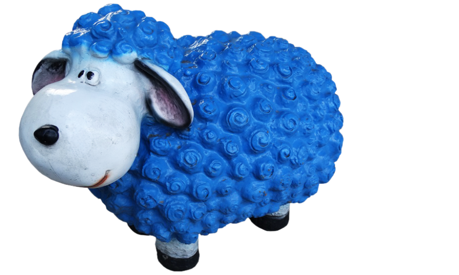 Schaap Dolly groot